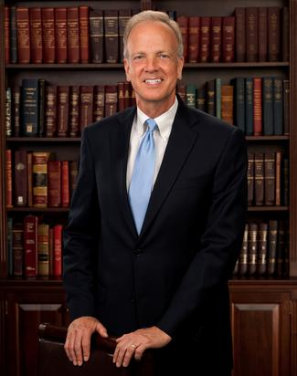 Senator Jerry Moran's Official Photo