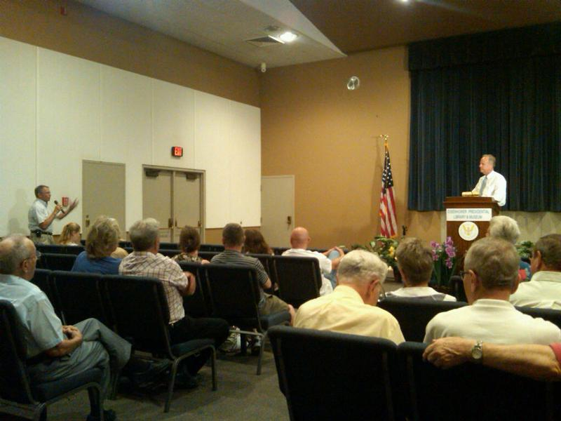 Dickinson County Listening Tour Stop