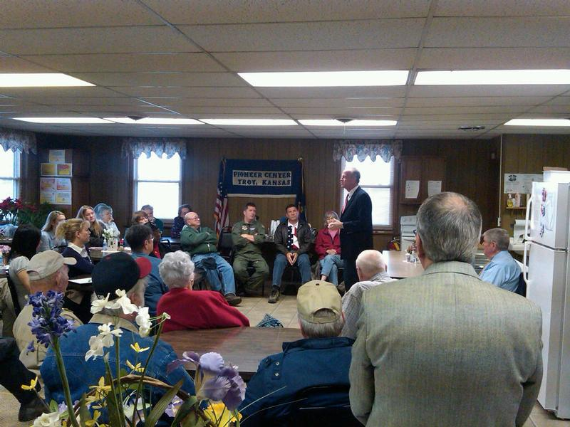 Doniphan County Listening Tour Stop