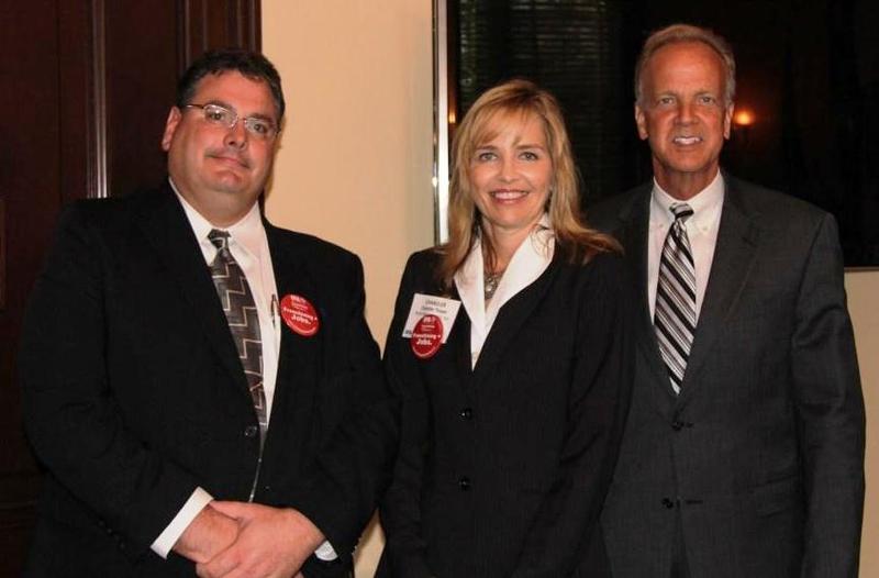 Senator Moran Meets with International Franchise Association