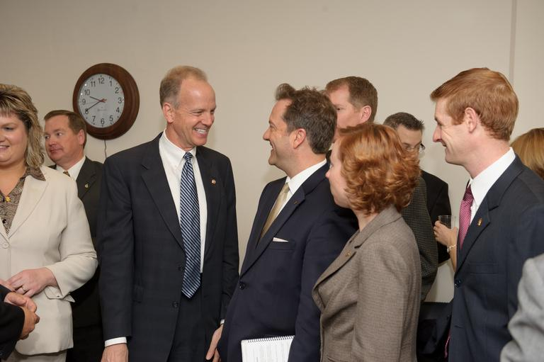 Coffee with Kansans - 4.18.11